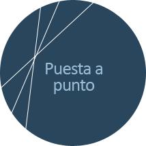 Icono para acceder a la información de nuestro servicio de Puesta a punto.
