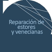 reparacion de estores y venecianas