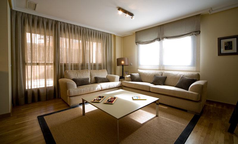 C mo elegir cortinas para la casa entrecolores - Como elegir cortinas ...