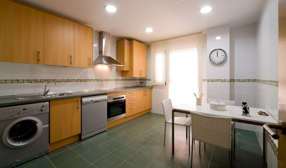 C mo elegir visillos para la cocina entrecolores - Visillos de cocina ...