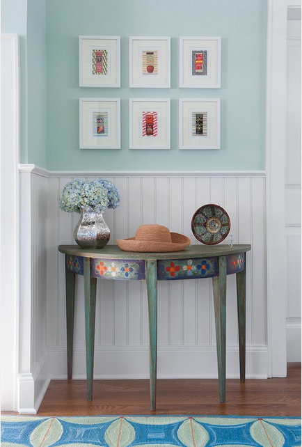 El asombroso poder decorativo de un friso de madera - Colocar friso en pared sin rastreles ...