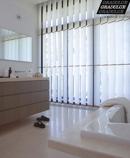 Todav a crees que las cortinas verticales son s lo para - Lo ultimo en cortinas ...