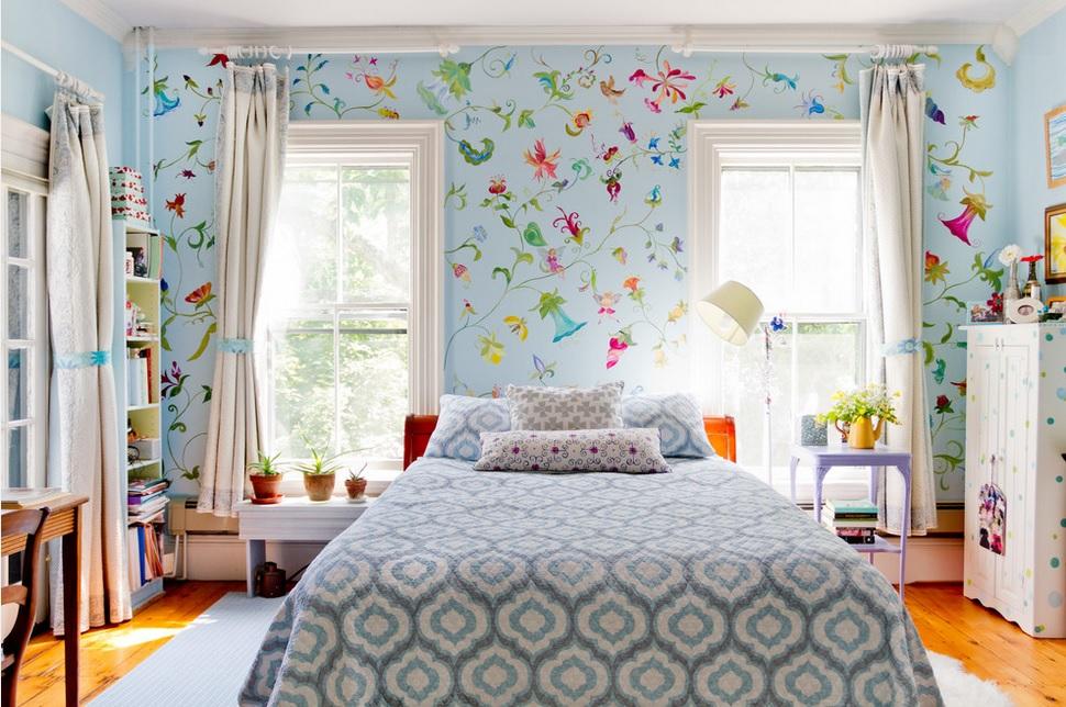 Colgar cortinas en barra aunque no te lo creas est de - Cortinas dormitorio juvenil ...