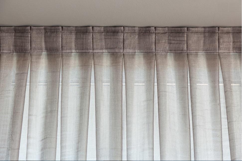 cortinas de lino con tablas - Cortinas Lino