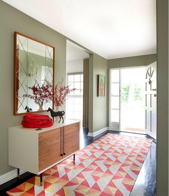 C mo calcular las medidas de una alfombra - Alfombras para recibidores ...