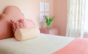 Cabecero tapizado clásico