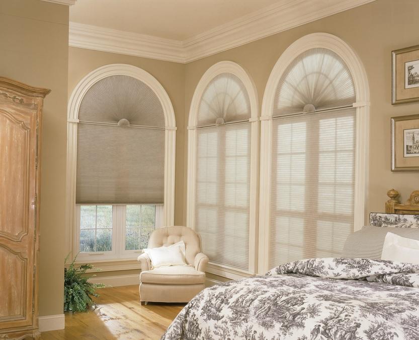 C mo elegir cortinas o estores para ventanas dif ciles entrecolores - Formas de cortinas ...