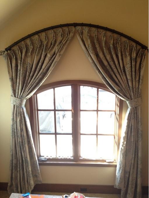 C mo elegir cortinas o estores para ventanas dif ciles - Formas de cortinas ...