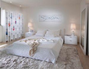 Alfombras dormitorio de pelo largo