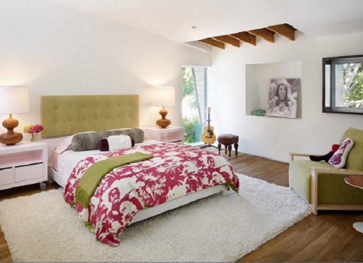Alfombras para dormitorios empieza el d a con buen pie for El paraiso de las alfombras