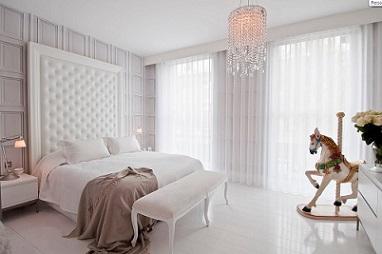 Cortinas Visillos Para Dormitorios.Visillos Para Dormitorio Matrimonio Great Al Margen De Si Se Trata