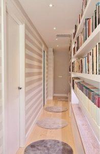 Papel pintado para pasillos largos