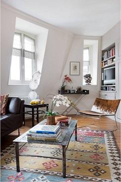 Alfombras y moquetas archivos entrecolores - Alfombras modernas para salon ...