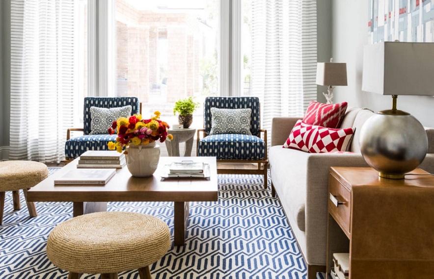 alfombras para saln un complemento imprescindible - Alfombras Salon