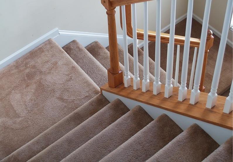 Moquetas para escaleras